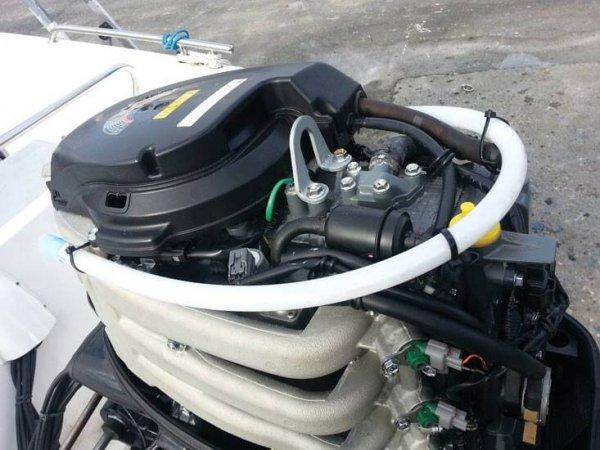 Blazecut-Outboard-engine-install